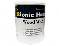 Акриловая эмульсия с воском Wood Wax Bionic House (миндаль)