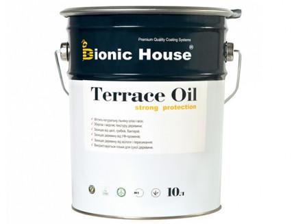 Масло террасное Terrace Oil Bionic House (колерованное) - интернет-магазин tricolor.com.ua