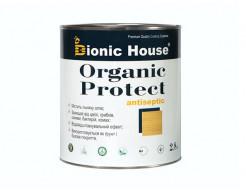 Антисептик для дерева Organic Protect Bionic House - интернет-магазин tricolor.com.ua