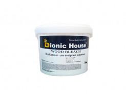 Отбеливатель для древесины Wood Bleach Bionic House - интернет-магазин tricolor.com.ua