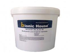 Отбеливатель для древесины Bionic House Wood Bleach - интернет-магазин tricolor.com.ua