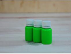 Краситель для силикона зеленый