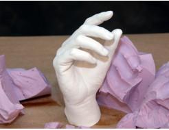 Масса для снятия слепков и оттисков с частей тела - интернет-магазин tricolor.com.ua