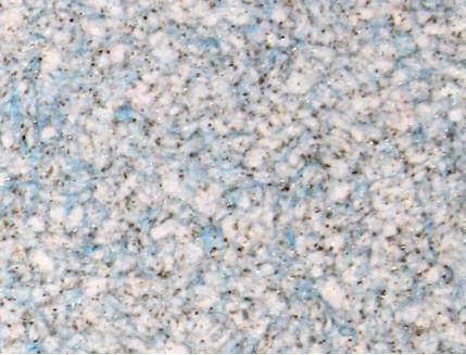 Жидкие обои Bioplast № 868 бело-голубые