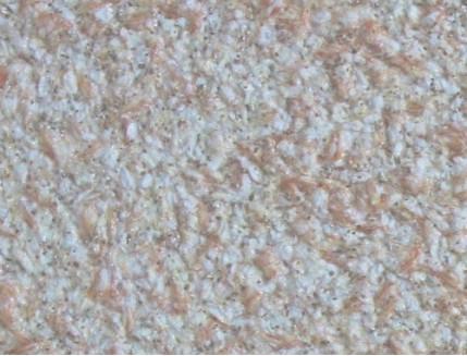 Жидкие обои Bioplast № 8613 бело-персиковые