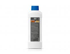 Средство для огнебиозащиты древесины Fire&Bio Protect Spot Colour - интернет-магазин tricolor.com.ua