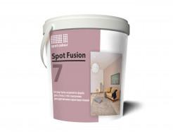 Интерьерная акриловая краска для стен и потолок с декоративными хар-ми Spot Fusion 7 Spot Colour