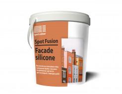 Краска силиконовая фасадная Spot Fusion Facade Silicone Spot Colour