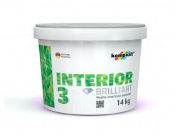 Купить Краска интерьерная INTERIOR 3 Kompozit