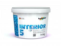 Купить Краска интерьерная INTERIOR 5 Kompozit