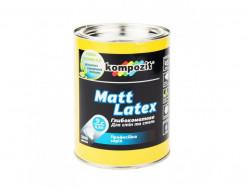 Краска интерьерная MATT LATEX Kompozit - интернет-магазин tricolor.com.ua
