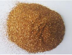 Глиттер GYG/0,2 мм (1/128) золотой желтое золото Tricolor