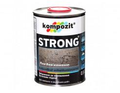 Купить Лак-грунт для камня Strong Kompozit