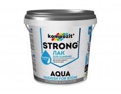 Лак для камня STRONG Aqua Kompozit