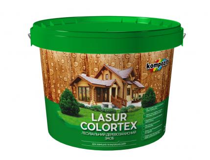 Лазурь для дерева Colortex Kompozit сосна