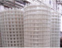 Композитная стеклопластиковая сетка Polyarm 3мм 100*100