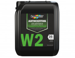 Антисептик для древесины Kompozit W2 универсальный