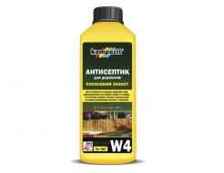 Антисептик для древесины для усиленной защиты Kompozit W4 - интернет-магазин tricolor.com.ua