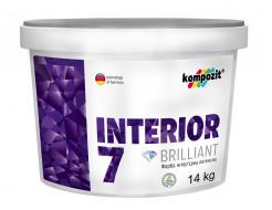 Краска интерьерная INTERIOR 7 Kompozit прозрачная
