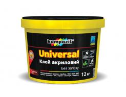Купить Клей акриловый Universal Kompozit