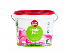 Краска для стен и потолков Interior Soft Vivacolor