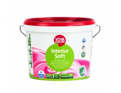Краска для стен и потолков Interior Soft Vivacolor прозрачная