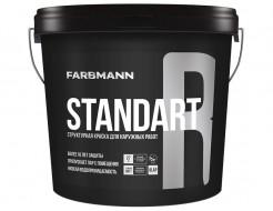 Краска структурная фасадная Farbmann Standart R
