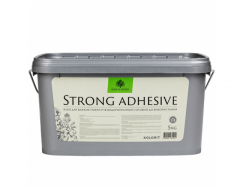 Купить Клей для стеклохолста и тяжелых обоев Kolorit Strong Adhesive