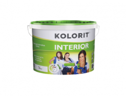 Купить Краска интерьерная для стен и потолков Kolorit Interior Eko