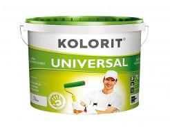 Купить Краска для внутренних и наружных работ Kolorit Universal Eko