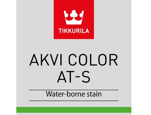 Морилка водоразбавляемая Акви Колор Akvi Color AT-S Tikkurila под распыление - изображение 2 - интернет-магазин tricolor.com.ua