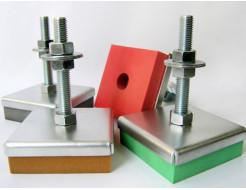 Виброизоляционные материалы - tricolor.com.ua