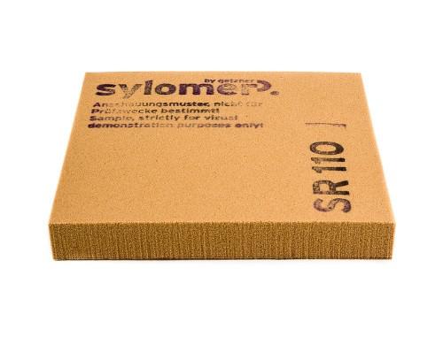 Эластомер полиуретановый виброизолирующий Sylomer SR110 - 25 - изображение 2 - интернет-магазин tricolor.com.ua