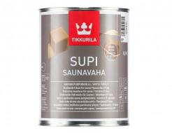 Защитный состав для бани Супи Саунаваха с воском Tikkurila SUPI SAUNAVAHA