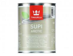 Состав защитный для бани перламутровый Супи Арктик Tikkurila SUPI ARCTIC