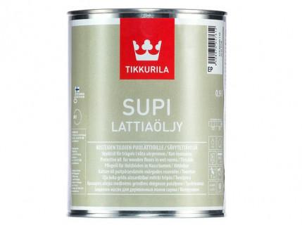 Масло для пола Супи для влажных помещений Tikkurila SUPI