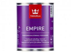 Краска для мебели Эмпире Tikkurila EMPIRE белая