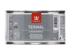 Купить Краска термостойкая силиконоалюминиевая Термал Tikkurila Termal silikonialumiinimaali