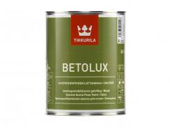 Краска для бетонных и деревянных полов Бетолюкс Tikkurila BETOLUX прозрачная
