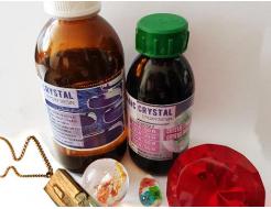 Купить Смола эпоксидная идеально прозрачная Magic Crystal 3D Clear