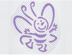 Декор для жидких обоев Пчелка 002