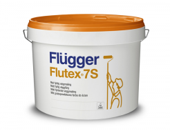 Краска латексная Flugger Flutex 7S Vit белая