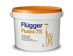 Краска латексная Flugger Flutex 7S (Base 3) полупрозрачная