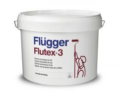 Краска для потолков Flugger Flutex 3 Vit