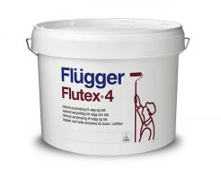 Краска латексная Flugger Flutex 4 Vit