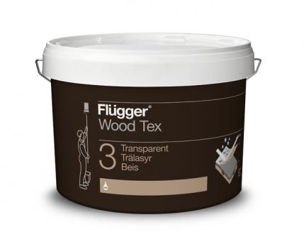 Финишная пропитка Flugger Wood Tex Transparent (Base 10) бесцветная