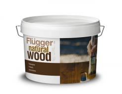 Морилка акриловая Flugger Natural Wood Stain (Base 11) прозрачная с бурым оттенком