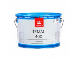 Краска теплостойкая силиконовая ТЕМАЛ 400 Tikkurila Temal 400
