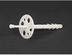 Дюбель для теплоизоляции с пластиковым гвоздем Премиум ST-PL10х90