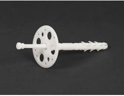 Дюбель для теплоизоляции с пластиковым гвоздем Премиум ST-PL10х140 - интернет-магазин tricolor.com.ua
